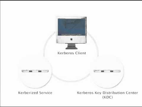 The Kerberos Authentication Process (kerberos_v2.mov)