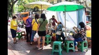 "[4K] ""Charoen Krung Road…"