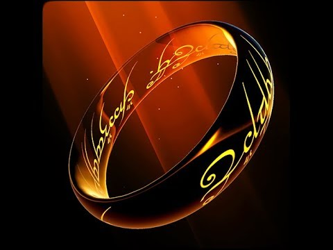 The One Ring Lord Of The Ring Android Parallax 3d Live Wallpaper Made With Unity 3d