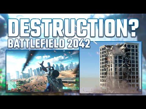 Battlefield 2042 Destruction! Does It Feature In-Game Destruction?  