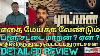 Ratsasan Review by Senthil