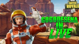 Pass battaglia coi TN. [Fortnite In Live]