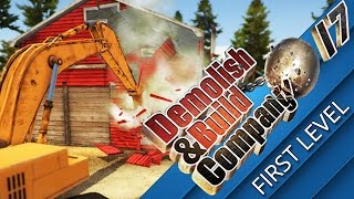 DEMOLISH AND BUILD COMPANY 2017 - FIRST LEVEL EXCLUSIF
