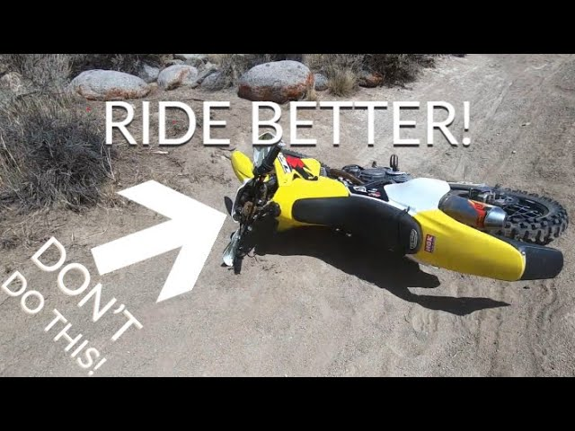 An honest talk about learning to ride better with Tom