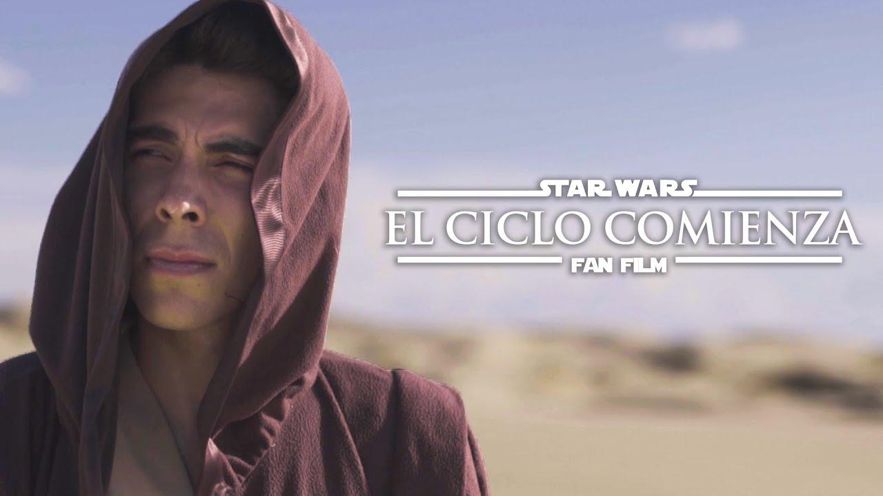 """""""Star Wars: El Ciclo Comienza"""" - Un Corto de Caja de Películas"""
