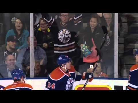 Tom Sestito mocks Nail Yakupov - NHL 27/4/13