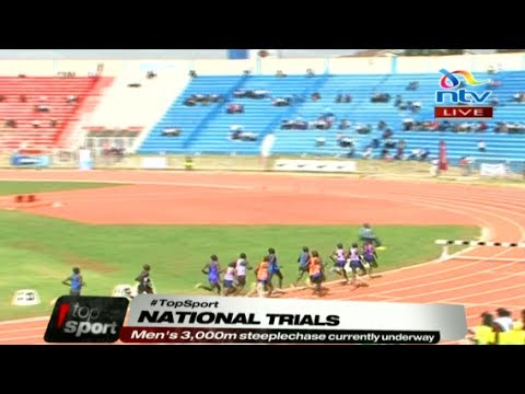 LIVE: Kenyan trials for the World Championships at the Nyayo National Stadium