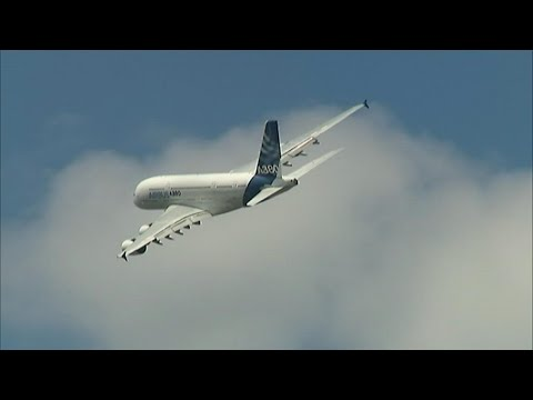 Les 10 ans du 1er vol commercial de l'A380