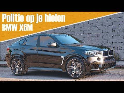 GTA 5 Politie op je hielen - BMW X6M