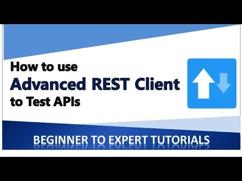 How to Use Advanced REST Client to Test REST APIs