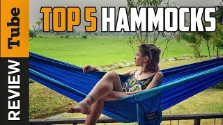 ✅Hammock: The Best camping Hammock 2018 (Buying Guide)