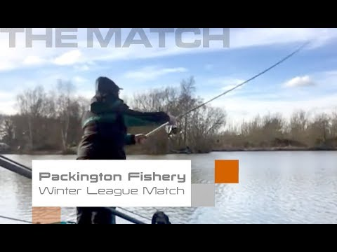 The Match: Packington Fisheries Winter League