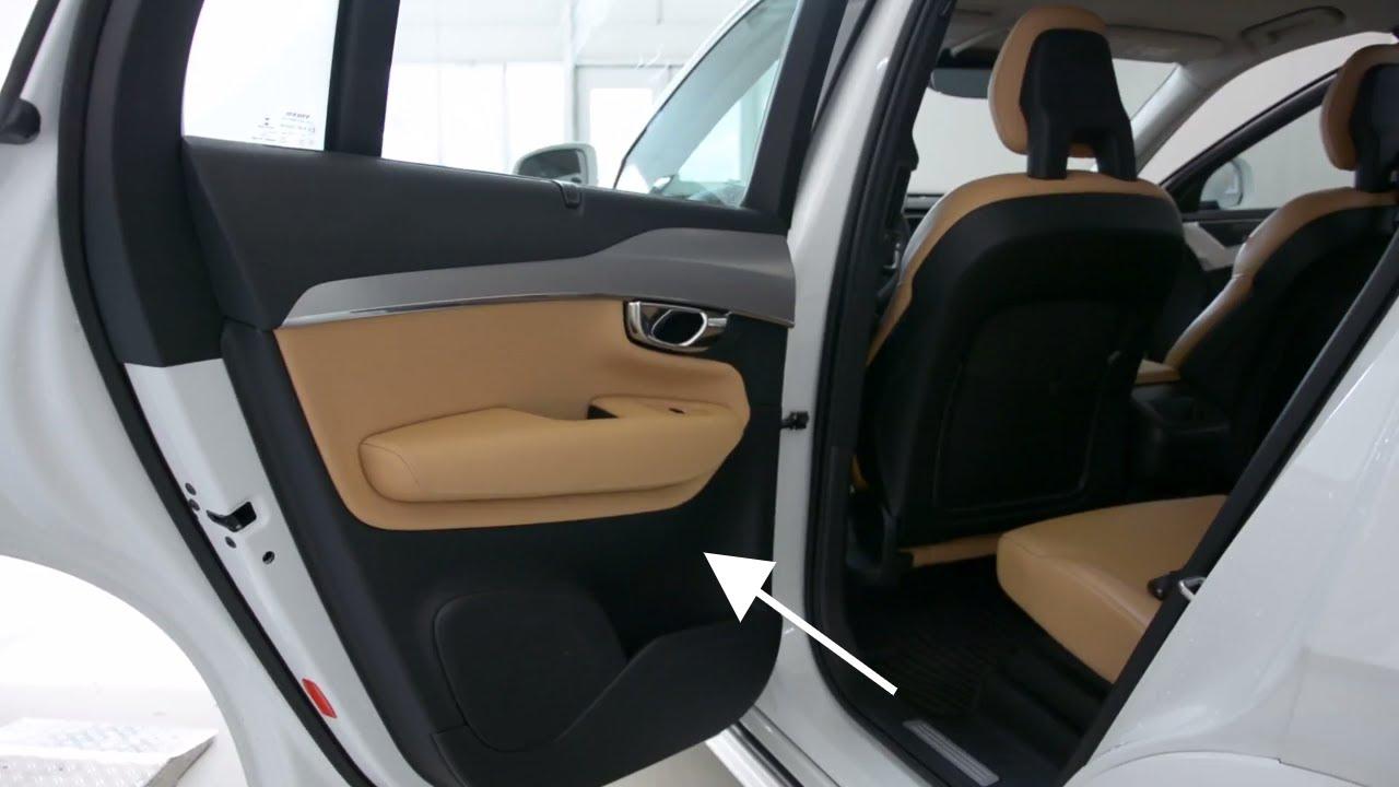 Volvo Xc90 Door Panel Removal Youtube