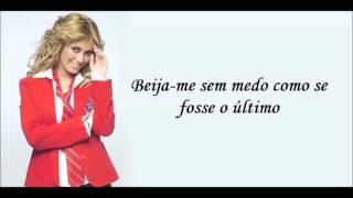 RBD - Beija me sem Medo (lyrics)
