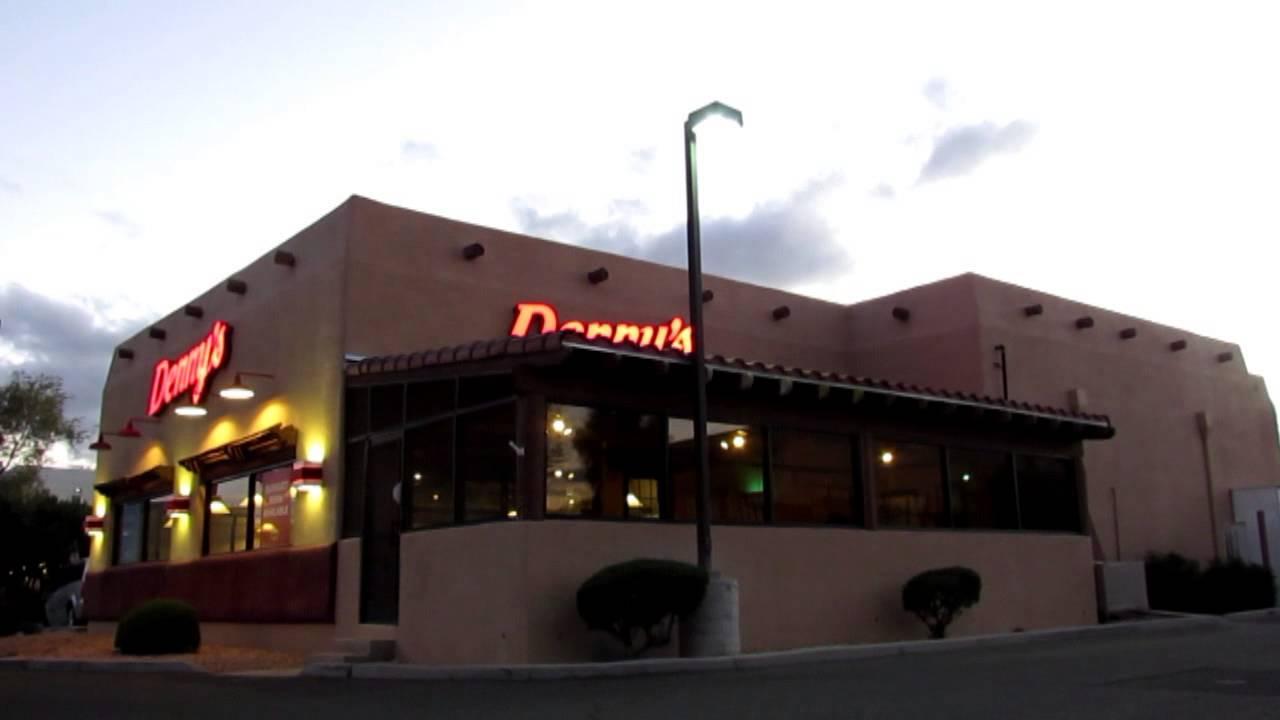 Dennys Restaurant Wickenburg Arizona
