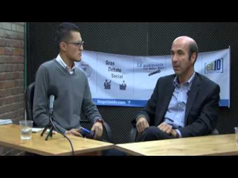 La entrevista   Pedro Medina   Yo creo en Colombia
