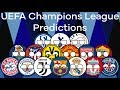 UEFA Champions League 2018/19 Predictions | Countryballs Marble Race