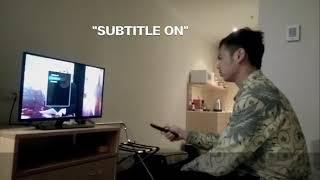 Teks dalam TV