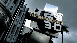 TERMINATOR 2 3D UNIVERSAL STUDIOS FLORIDA PRESHOW 1080P HD