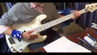 セッションで演奏したのですが腕が死ぬかと思いました 改めて弾いてみま...