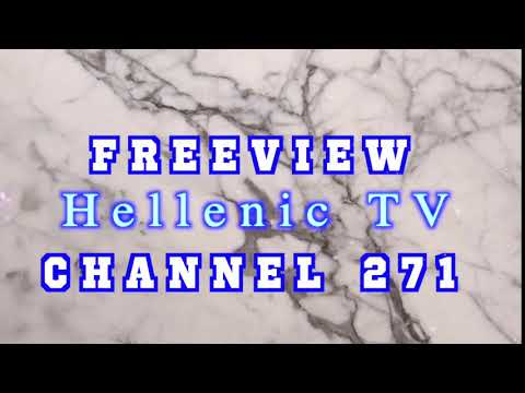 HELLENIC TV  FREEVIEW  Channel 271,  Channelbox