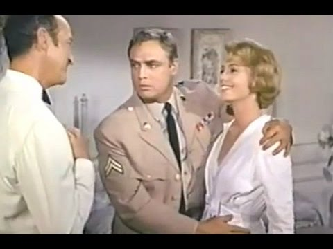 Marlon Brando, David Niven, Shirley Jones ,Comedy Movei 1964