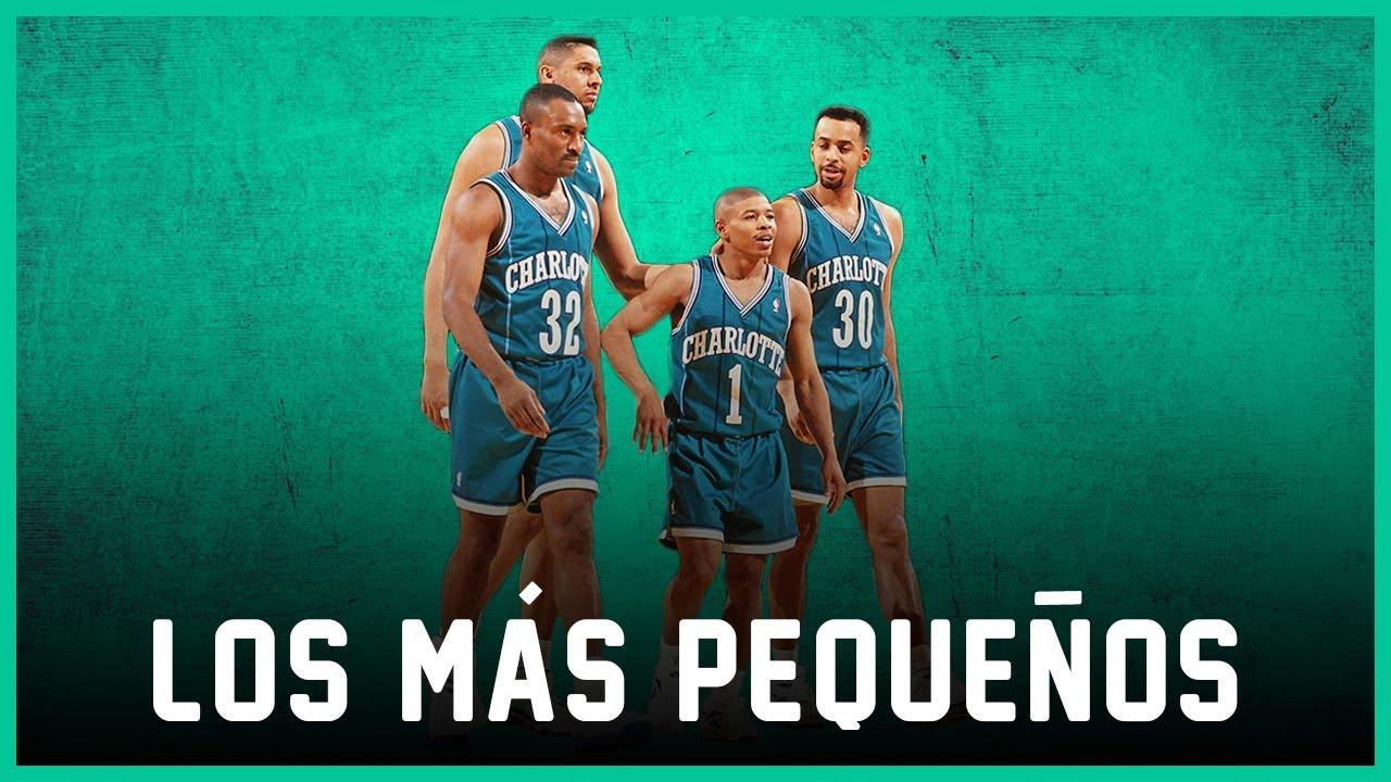 Los jugadores más bajos en la historia de la NBA