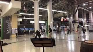 Kung Fu fight at Ueno Station thumbnail