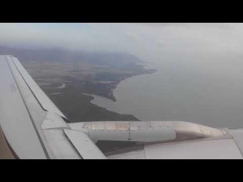 Jetstar 320 Takeoff Cairns for Sydney