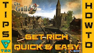 The Guild 2: Renaissance - Get rich quick & easy