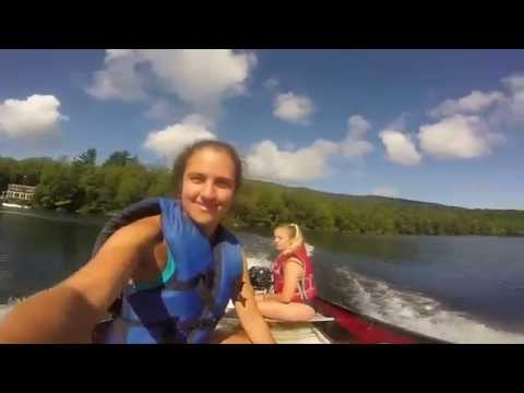 My American Summer Camp Experience : GoPro