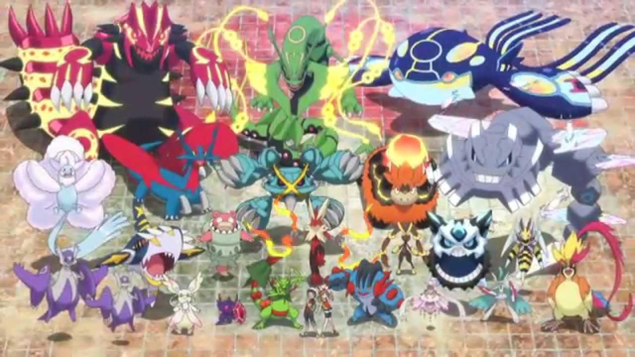 Youtube - Pokemon saphir pokemon legendaire ...