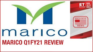 Marico Q1FY21: Better than expectation with profit jumping 23% YoY basis