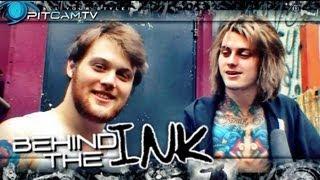 ASKING ALEXANDRIA - Behind the INK with Ben Bruce & Danny Worsnop