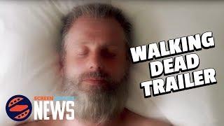 Walking Dead Season 8 Trailer Breakdown - Time To Check Out? - SDCC 2017