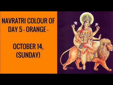 #Navratri Colours 2018 With dates#Navratri Colours 2018#NaVratri#Status#Maa Durga ke 9 Roop