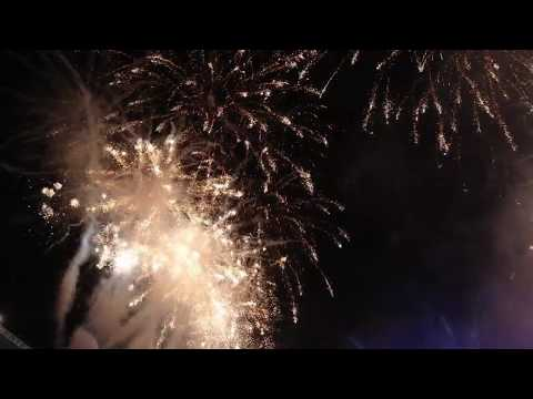 Marikina Year End Concert 2019 Pyromusical Display
