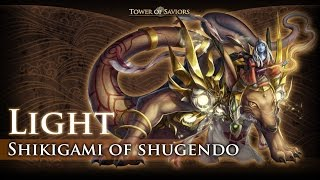 Tower of Saviours [TOS] - Shikigami of Shugendo - Light - Not to be Sealed Anymore (Master)
