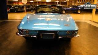 1965 Chevrolet Corvette Convertible for sale at Gateway Classic Cars in our St. Louis showroom