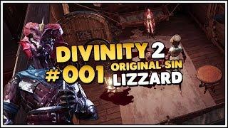 Let's Play Divinity Original Sin 2 👑 Die Quelle muss versiegen #001 [Deutsch/German]