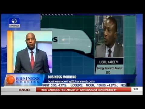 Business Morning: Analysing Nigerian Energy Market