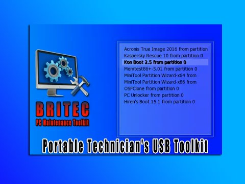 portable technician 39 s usb toolkit youtube. Black Bedroom Furniture Sets. Home Design Ideas