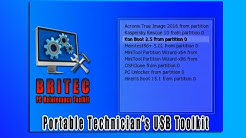 Portable Technician's USB Toolkit
