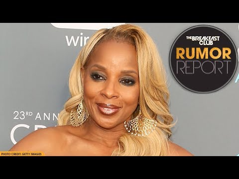 Download Youtube: Mary J. Blige Reveals She Was Homeless In 2016