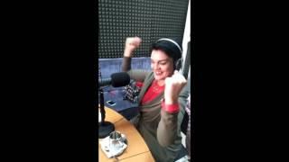 """Радиозарисовка. Прямой эфир на радио """"Страна FM"""""""