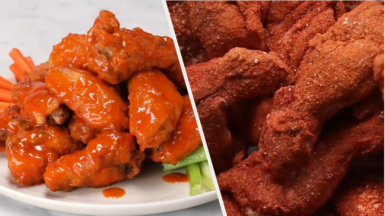 7 Mouthwatering Spicy Chicken Recipes • Tasty