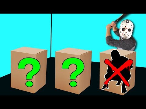 DONT Hide in the Wrong Mystery Box Challenge!!
