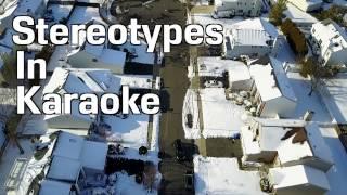 Stereotypes of Karaoke