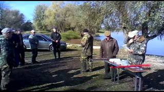 Ловля хищной рыбы спиннингом 2012(Соревнования по ловле хищной рыбы спиннингом 2012., 2012-10-14T08:45:06.000Z)