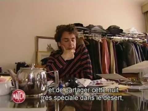 Jean Michel Jarre - The Making of 12 Dreams of the Sun